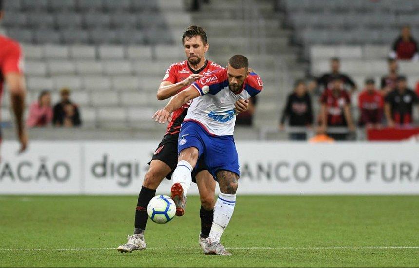 [Bahia é dominado e perde para o Athletico-PR no Brasileirão: 1x0]