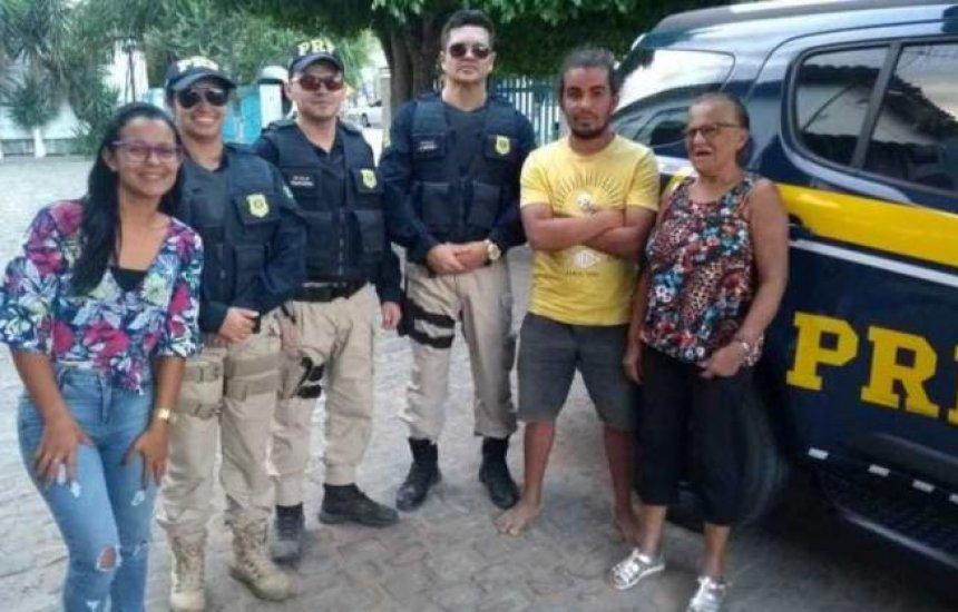 [Desaparecido em Sergipe, homem é resgatado na Bahia após 24 horas]