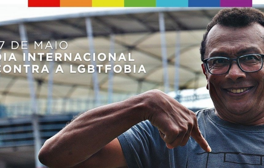 [Bahia lança camisas em campanha contra LGBTfobia]