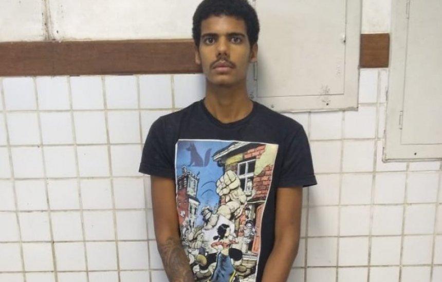 Homem é preso após tentar estuprar e agredir com socos a madrasta