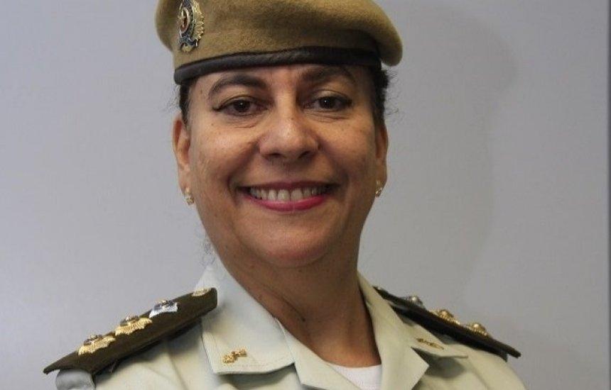 [Polícia Militar ganha primeira tenente-coronel da história]
