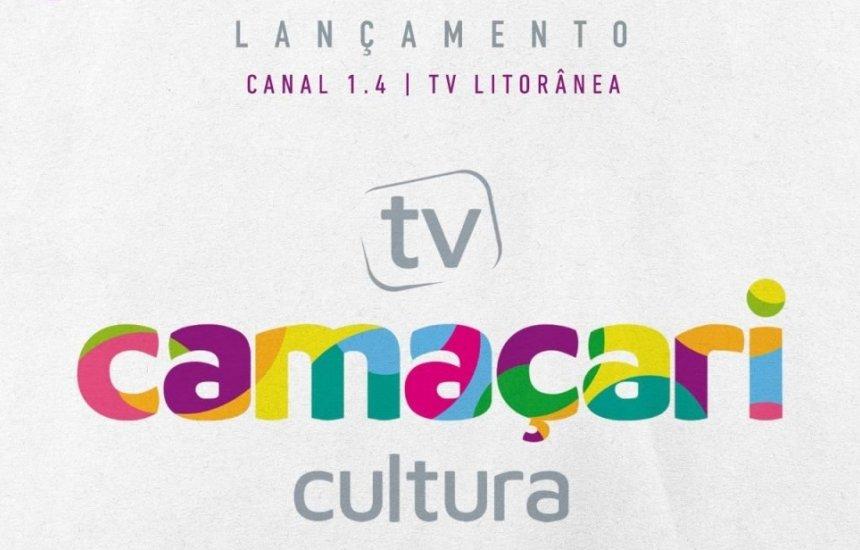 [TV Camaçari Cultura será lançada nesta quinta (23)]