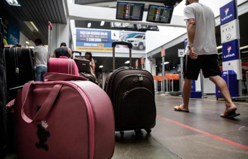 [Novas regras para bagagem de mão começam a valer no aeroporto de Salvador]