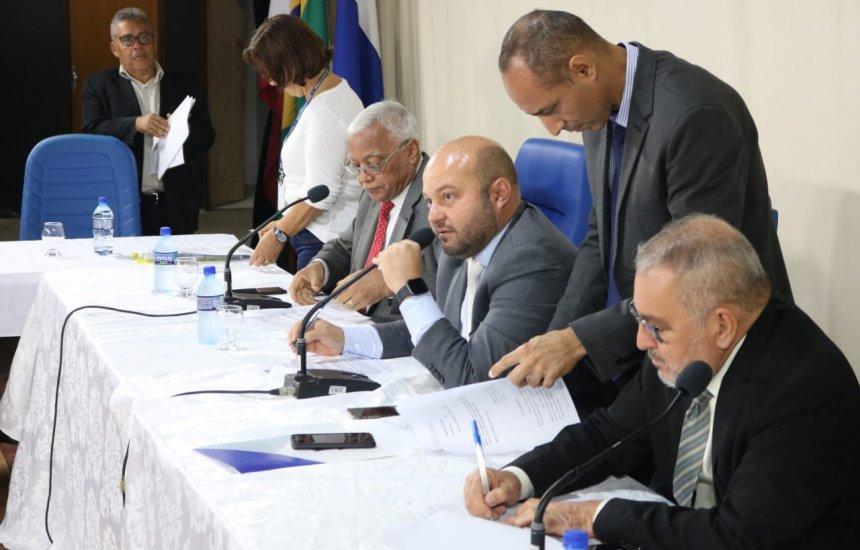 Vereadores solicitam melhorias nas áreas de infraestrutura, segurança e turismo