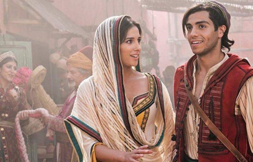 Disney divulga trilha sonora de 'Aladdin' em português