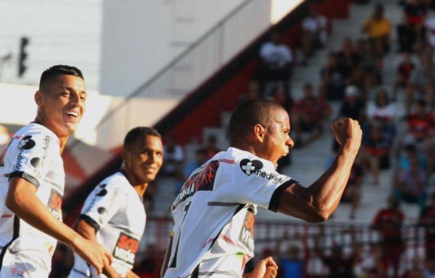 [Na estreia de Loss, Vitória empata com Atlético-GO e soma primeiro ponto fora]
