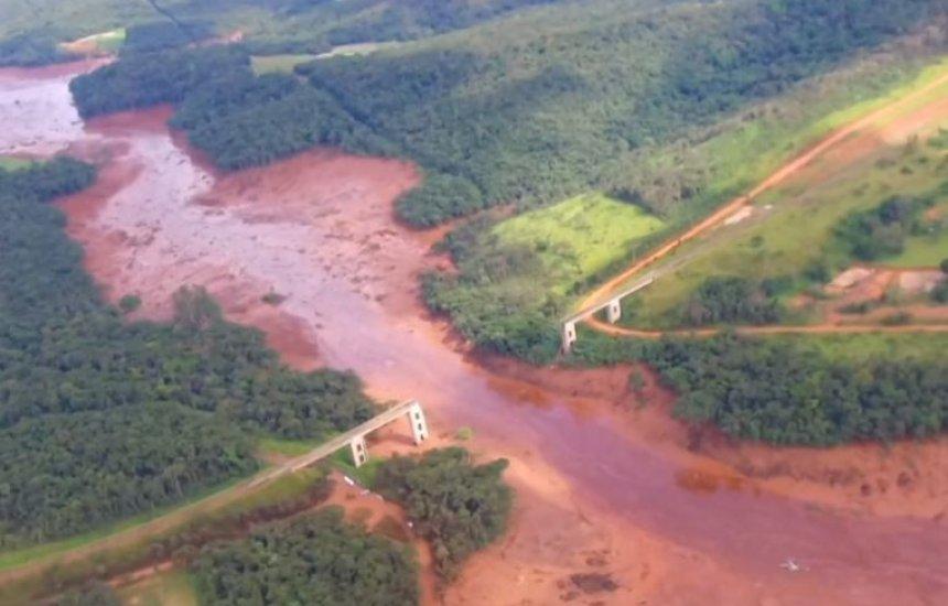 [CPI de Brumadinho visita barragem que ameaça se romper em Barão de Cocais]