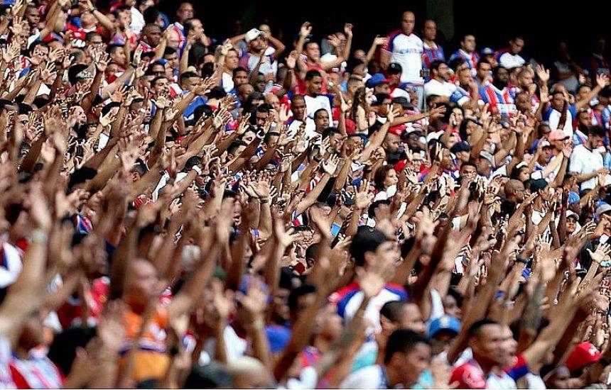 [Mais de 32 mil ingressos são vendidos para Bahia x São Paulo]