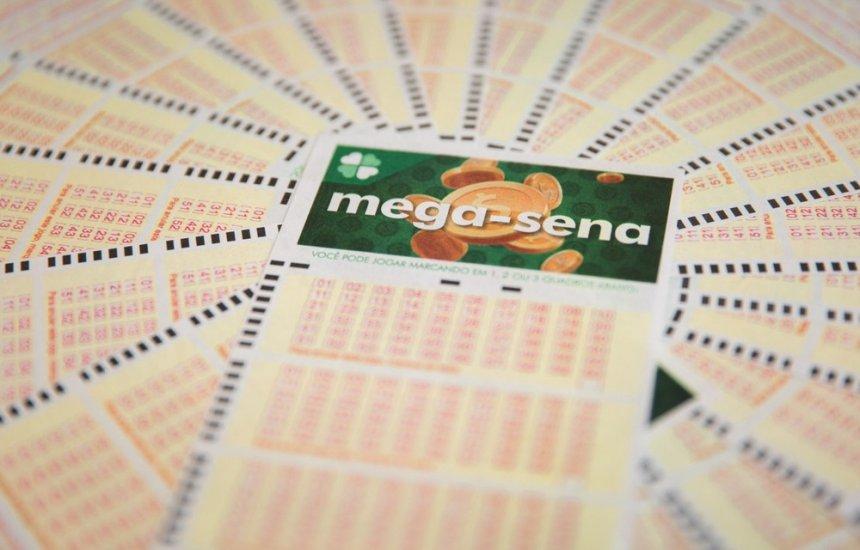 [Loterias Mega-Sena pode pagar R$ 55 milhões neste sábado]
