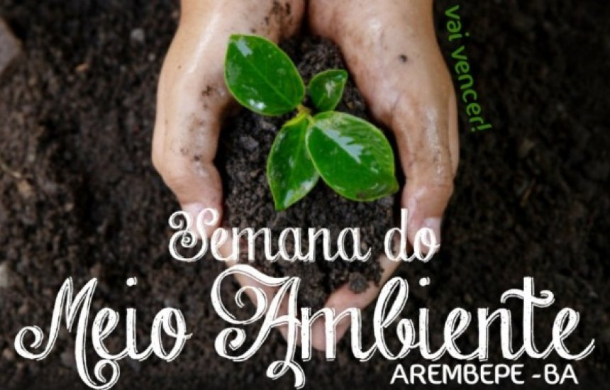 [AECOSOL celebra Semana do Meio Ambiente em Arembepe]