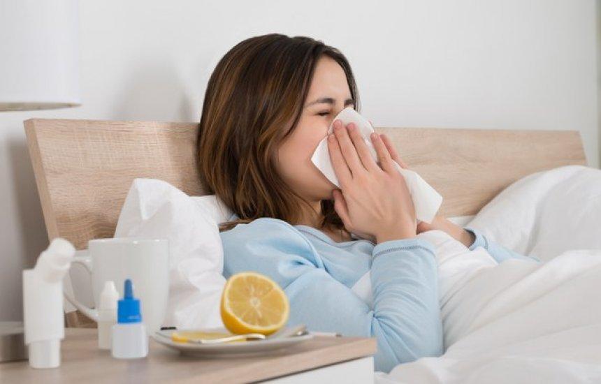 [Entenda quando a gripe pode virar pneumonia]