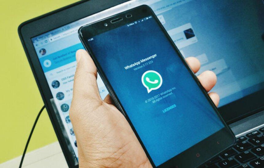 [Novo golpe sequestra contas de WhatsApp ao conectar na versão web]