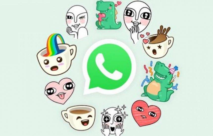 [WhatsApp anuncia figurinhas exclusivas para o Brasil]