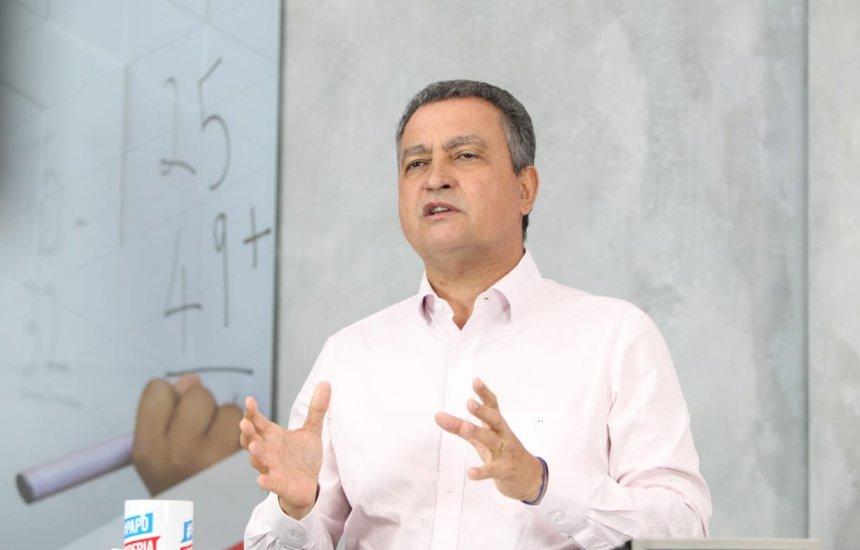 [Rui diz que Reforma não pode ser discutida em tom de palanque eleitoral]