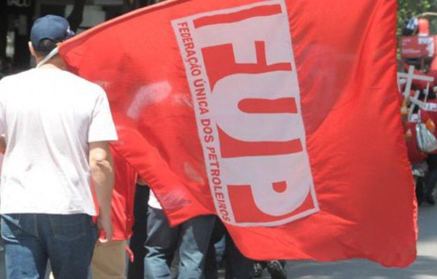 [FUP afirma que greve atinge nove refinarias da Petrobras]