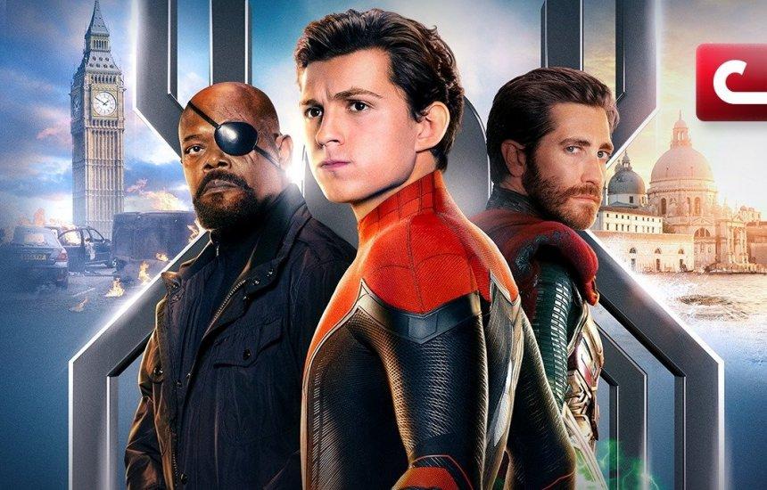 [Já estão disponíveis os ingressos do filme 'Homem-Aranha: Longe de Casa']