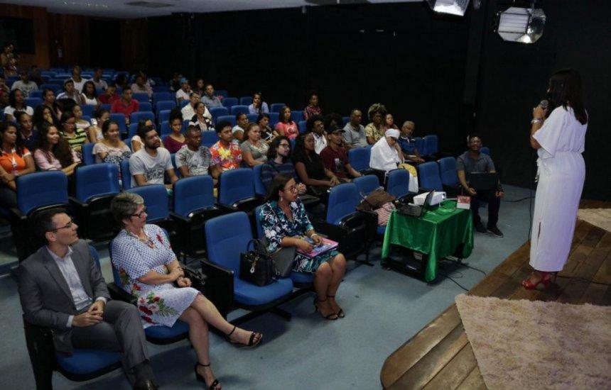 [Seduc realiza 1º encontro para preparação das provas do Enem/Encceja 2019]