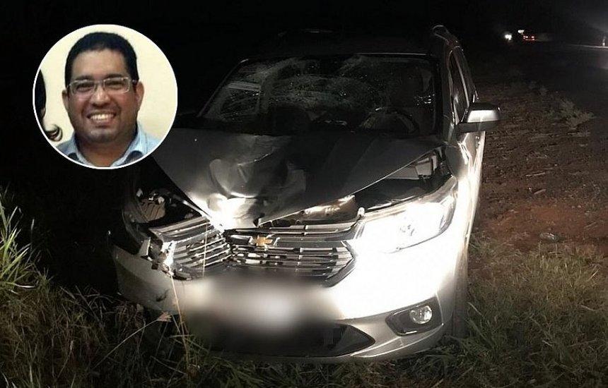 [Médico baiano bate carro e morre atropelado enquanto fotografava acidente]