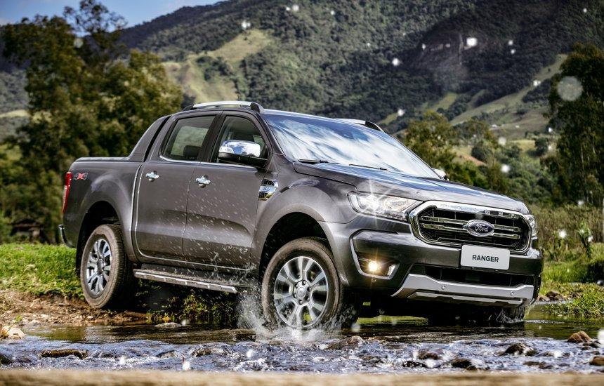 [Ford Ranger 2020 chega mais tecnológica, moderna e refinada pelo mesmo preço]