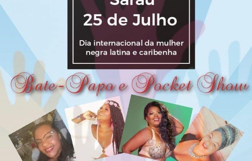 [Sarau em alusão ao dia da mulher Negra Latina e Caribenha acontece em Camaçari]