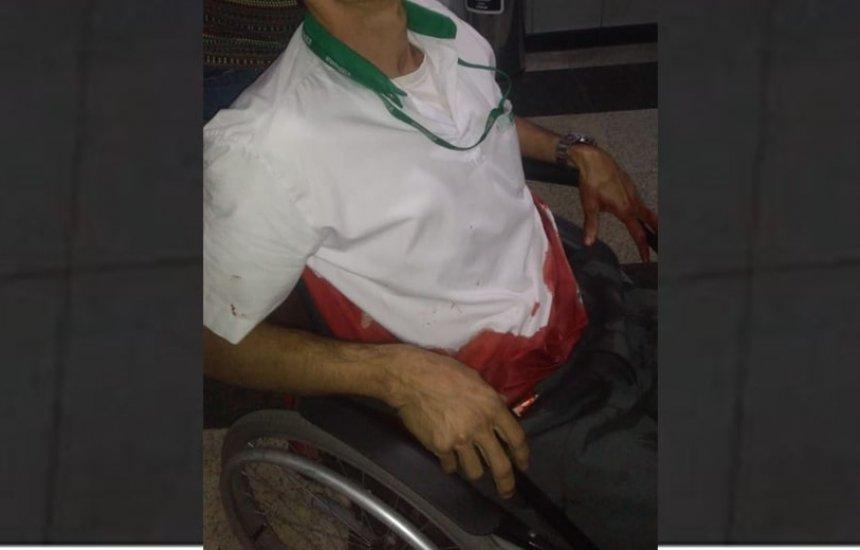 [Cobrador de ônibus é esfaqueado em tentativa de assalto no bairro de Pirajá]