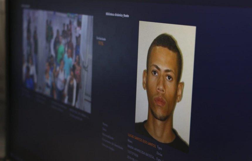 Foragido por tráfico é preso após reconhecimento facial no metrô