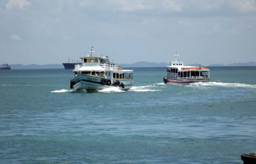 [Travessias de Mar Grande e Morro de São Paulo operam com oito embarcações]