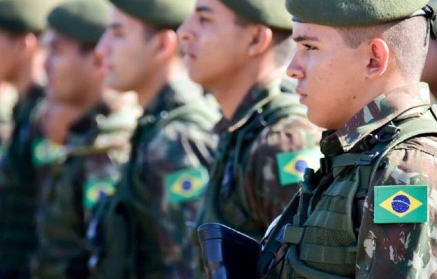 [Exército Brasileiro abre vagas para contração temporária na Bahia e em Sergipe]
