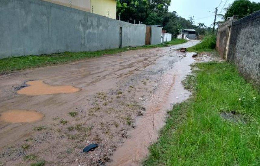 [Seu Bairro no CN: lama invade casas no Jardim Limoeiro, diz leitor]