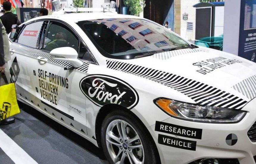 [Ford diz que seus carros autônomos durarão cerca de quatro anos]