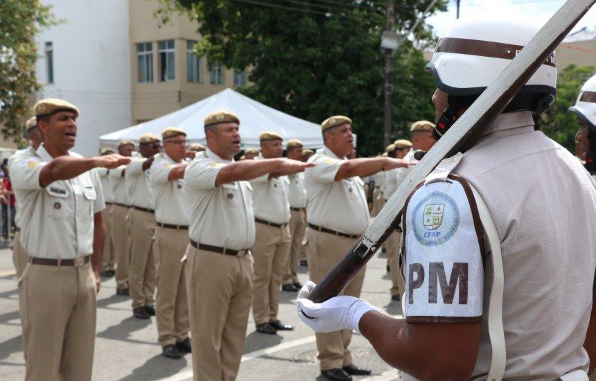 [Promoções na Bahia agregam 297 sargentos à PM]