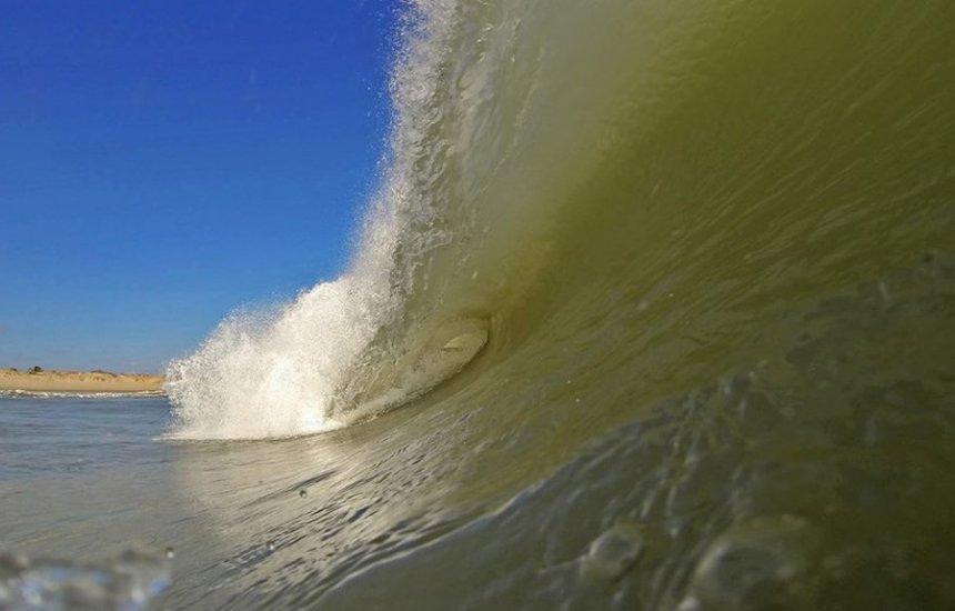 [Marinha alerta para ventos de até 61 km/h; ondas podem chegar a 4 metros]