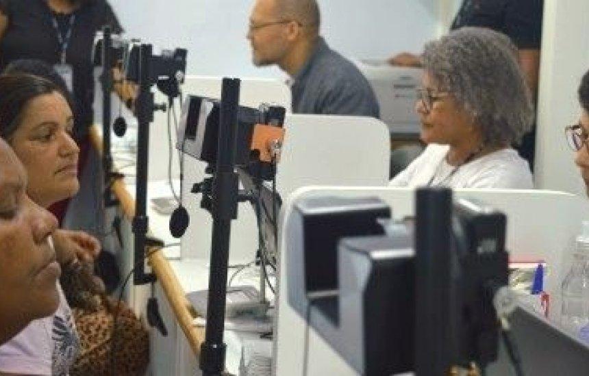 [Mutirão da Biometria do TRE-BA atende mais de 15 mil eleitores]