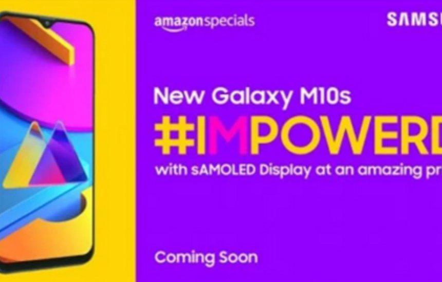 [Vazamento revela todas as especificações do Galaxy M10s]