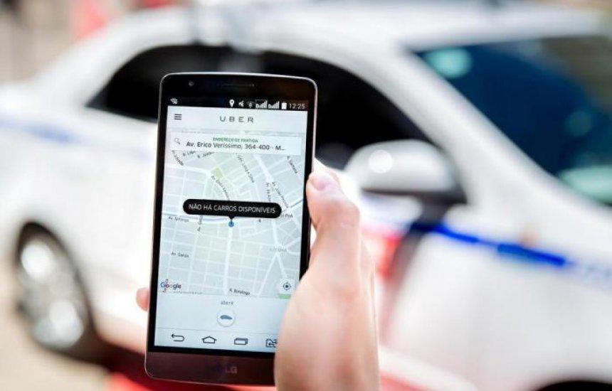 [Uber começa testes com código de segurança para iniciar corridas]