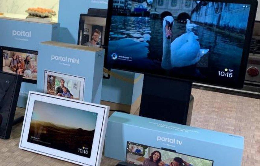 [Facebook lança Portal que permite chamadas de vídeo pela televisão]