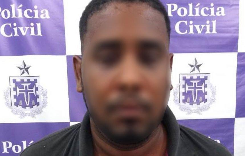 [Homem é preso acusado de abusar de duas adolescentes em Simões Filho]