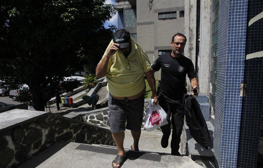 [Empresário é preso durante Operação Lama Preta da Polícia Federal]