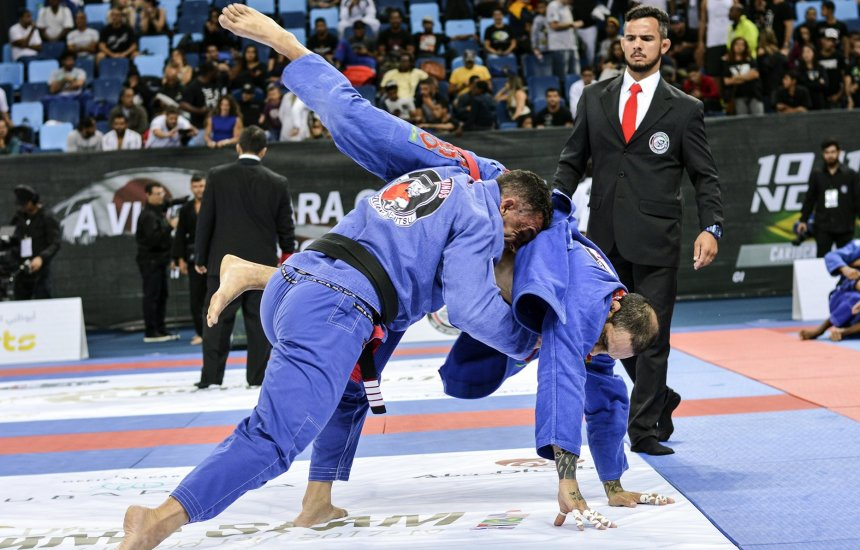 [Cidade do Saber sediará 5ª etapa do Campeonato Baiano de Jiu-jitsu]