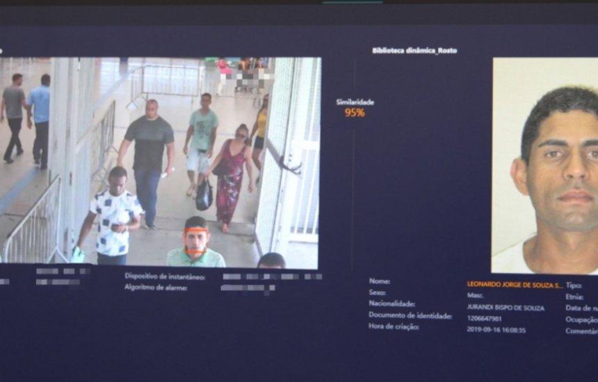Traficante 'Léo' é capturado pelo Reconhecimento Facial