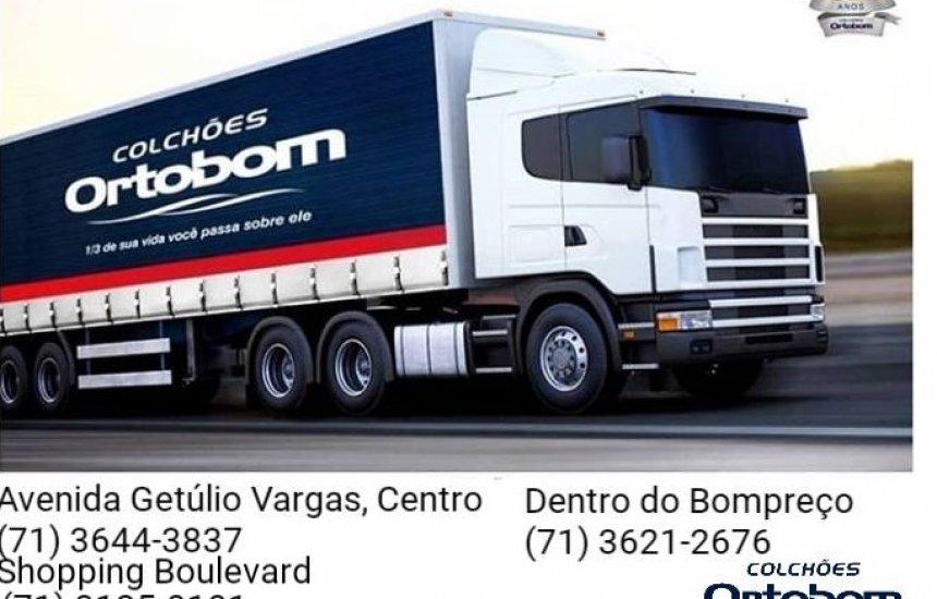 Ortobom entrega caminhão de prêmios neste sábado em Camaçari