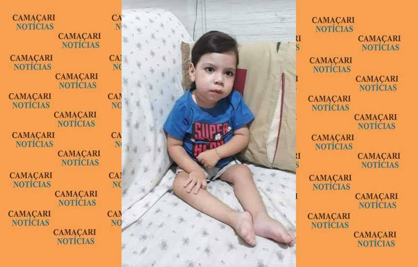 [Vaquinha arrecada doações para tratamento de menino com doença degenerativa]
