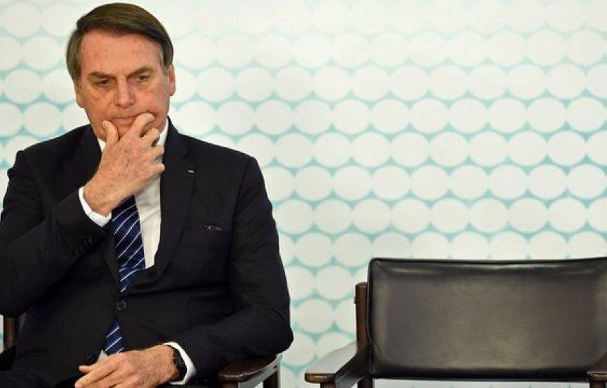 [Depois de brigas com o partido, Bolsonaro decide sair do PSL]