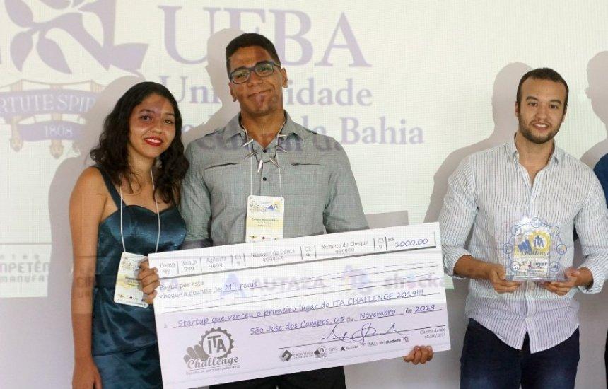 [Morador de Camaçari vence competição nacional de empreendedorismo em São Paulo]
