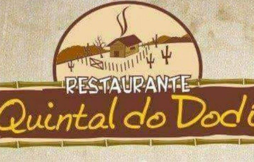 [Peça seu almoço ao Restaurante Quintal do Dodi que ele entrega onde você estiver]