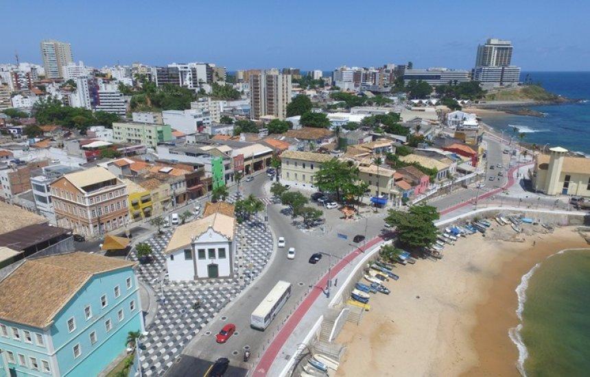 Revista internacional coloca Salvador entre os dez melhores destinos turísticos para 2020