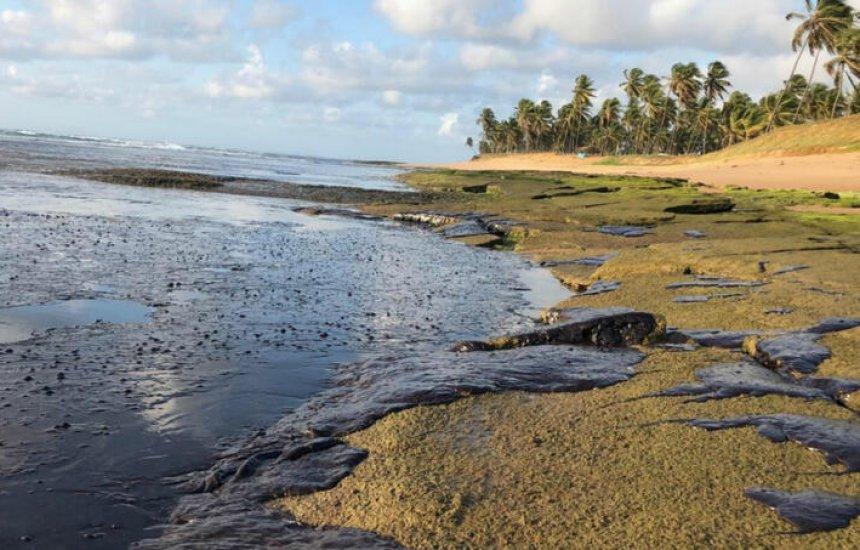 [O que fazer se você for à praia e encontrar manchas de petróleo na água ou areia]