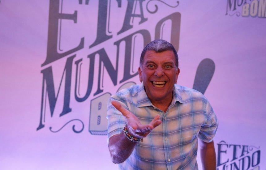 [Luto na TV: Morre aos 64 anos o ator e diretor Jorge Fernando]