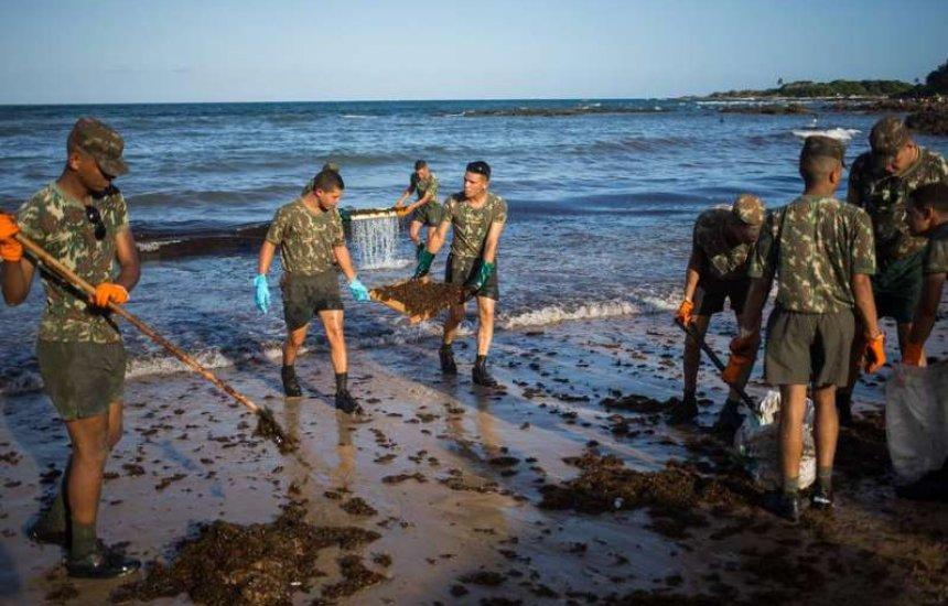 [Óleo: Exército e Marinha ignoram recomendação do Ibama sobre itens de proteção]