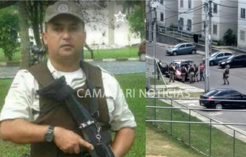 [Suspeitos de envolvimento na morte do policial em Camaçari são presos]